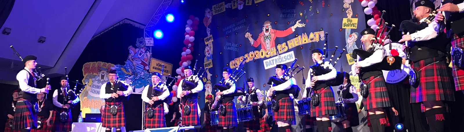 Nutscheid Forest Pipe Band e.V